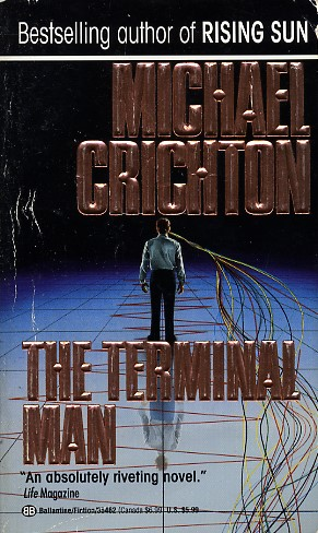 an examination of the terminal man by michael crichton Download audiobooks by michael crichton at audiobooksnowcom and save  michael kitchen published: 10/06/2015  the terminal man by michael crichton.