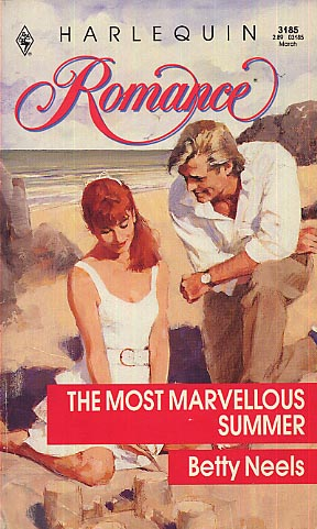 The Most Marvellous Summer