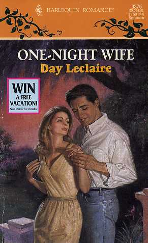 One Night Wife Buy Contemporary Romance