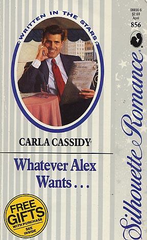 Whatever Alex Wants...
