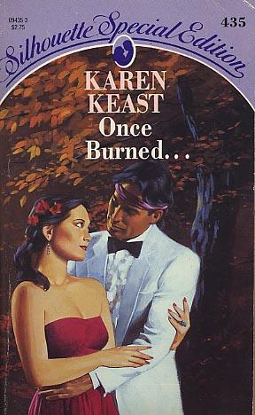 Once burned by karen keast fictiondb fandeluxe Choice Image