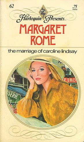 The Marriage of Caroline Lindsay