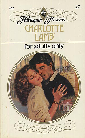 Adults only novels
