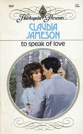 To Speak of Love