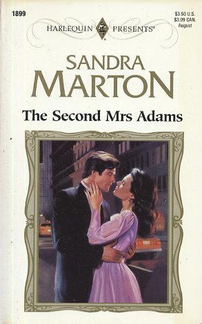 The Second Mrs. Adams