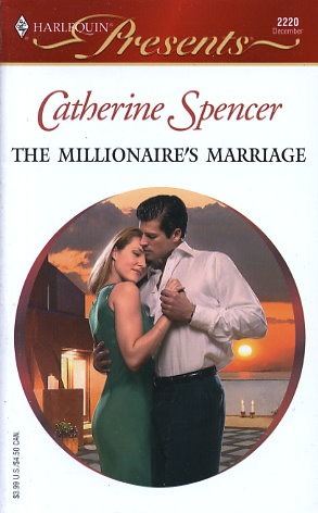 The Millionaire's Marriage