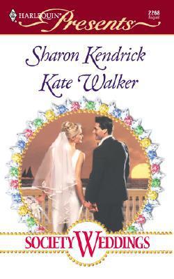 Society Weddings: The Duke's Secret Wife