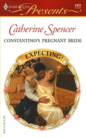 Constantino S Pregnant Bride By Catherine Spencer Fictiondb border=