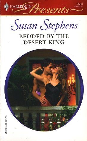 Bedded By the Desert King
