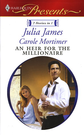 An Heir for the Millionaire: The Greek and the Single Mom