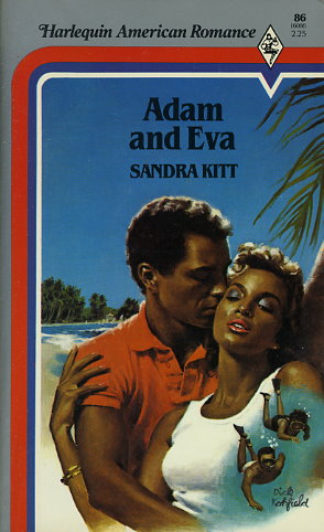 Image result for adam and eva sandra kitt cover