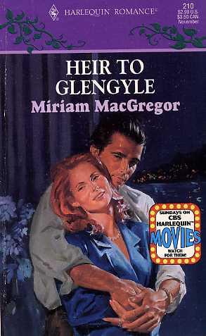 Heir to Glengyle