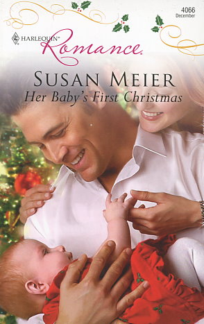 Her Baby's First Christmas