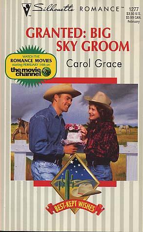 Granted: Big Sky Groom