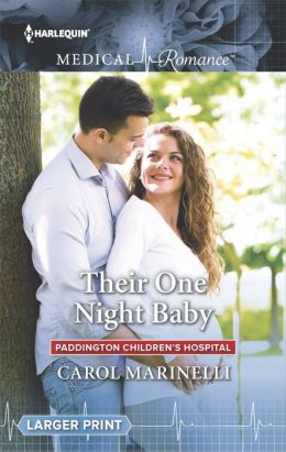 Carol marinelli book list fictiondb their one night baby buy contemporary romance fandeluxe Choice Image