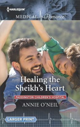 Healing the Sheikh's Heart