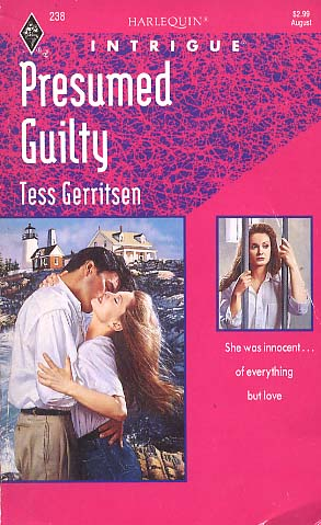 FictionDB  Presumed Guilty Book