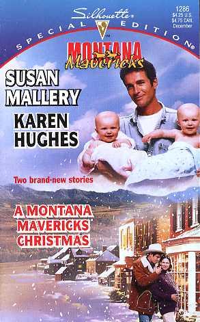 A Montana Mavericks Christmas: Married in Whitehorn