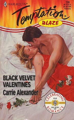 Black Velvet Valentines