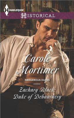 Zachary Black: Duke of Debauchery