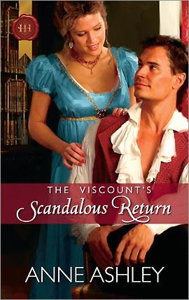 The Viscount's Scandalous Return