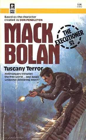 Tuscany Terror