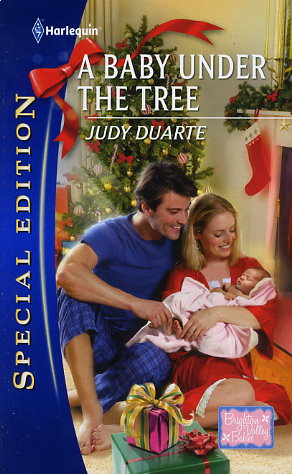 A Baby Under the Tree