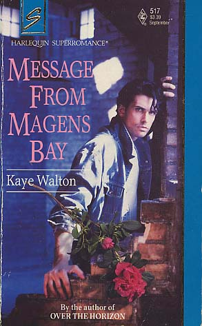 Message from Magen's Bay