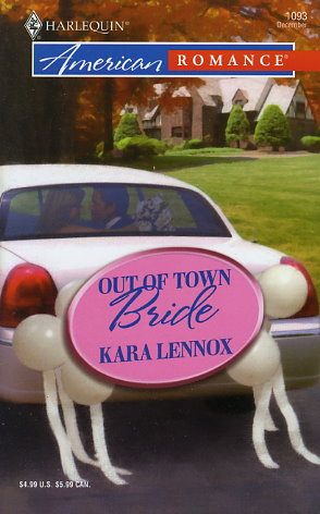 Out Of Town Bride