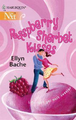 Raspberry Sherbet Kisses