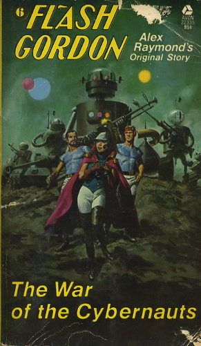The War of the Cybernauts
