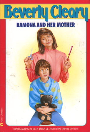 Ramona and Her Mother by Beverly Cleary - FictionDB