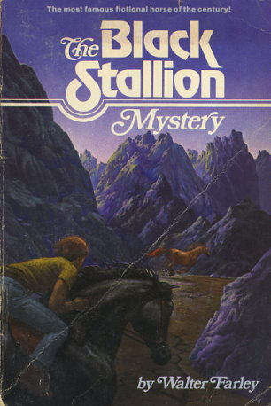 Image result for the black stallion mystery