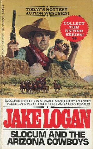 Slocum and the Arizona Cowboys