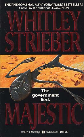 Majestic By Whitley Strieber Fictiondb border=