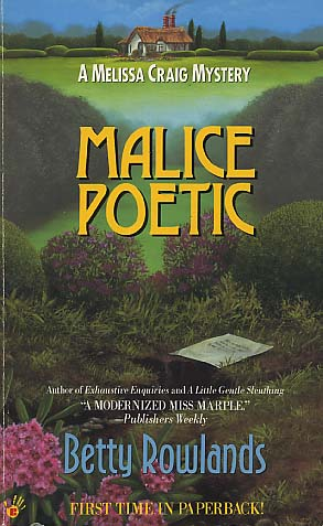 Malice Poetic / Murder on a Winter Afternoon