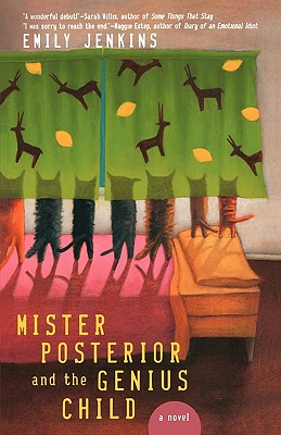 Mister Posterior and the Genius Child