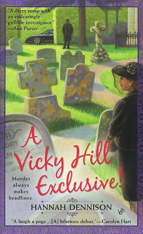 A Vicky Hill Exclusive!