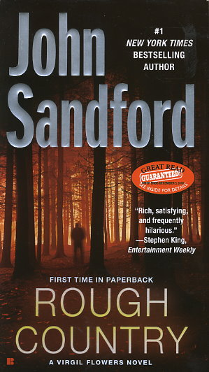 Rough Country Audio Book by John Sandford 2009, 8 CD, Unabridged