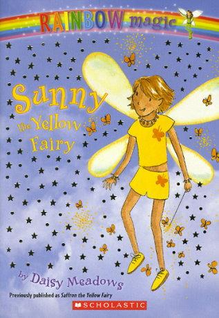 Sunny the Yellow Fairy / Saffron the Yellow Fairy