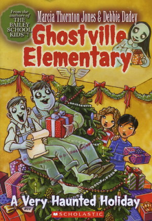 A Very Haunted Holiday