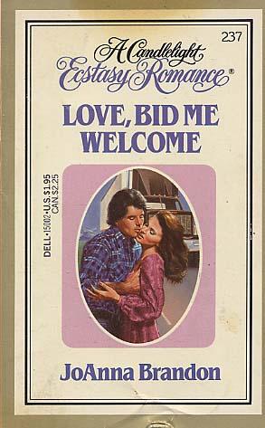 Love, Bid Me Welcome