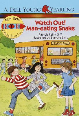 Watch Out! Man-Eating Snake