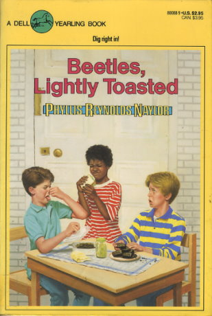 Beetles, Lightly Toasted