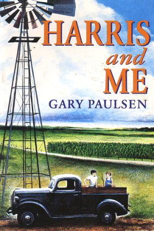 Harris And Me By Gary Paulsen Fictiondb