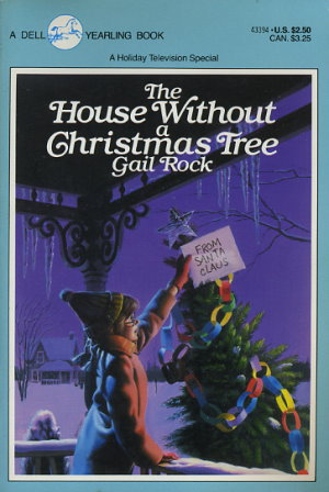 the house without a christmas tree by gail rock fictiondb - House Without A Christmas Tree