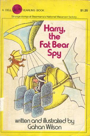 Harry the Fat Bear Spy