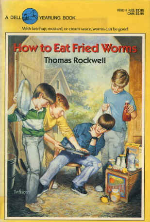 How to eat fried worms by thomas rockwell fictiondb ccuart Choice Image