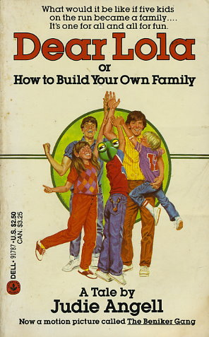 Dear Lola or How to Build Our Own Family