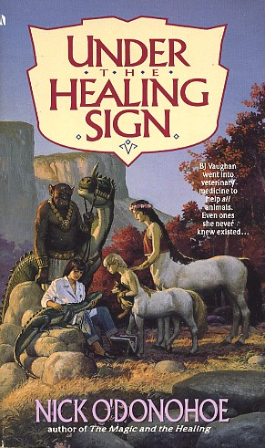 Under the Healing Sign